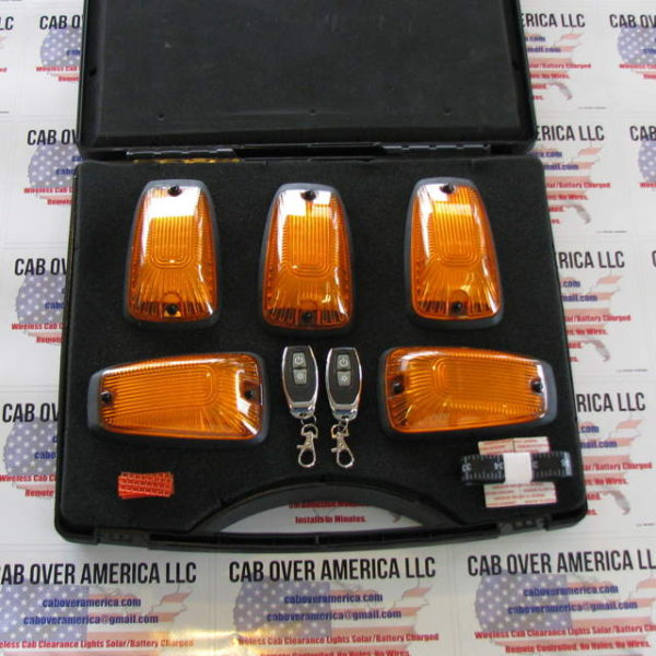 Cab Over America Wireless Cab Running Lights 1